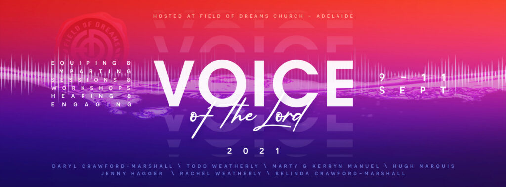Voice of the Lord 2021